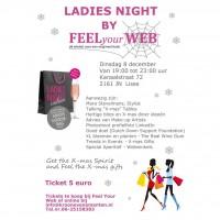 poster ladies night
